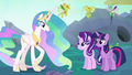 """Celestia """"leave the Changeling Kingdom to the changelings"""" S6E26.png"""
