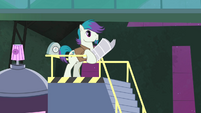 Henchpony hears alarm clock S4E06
