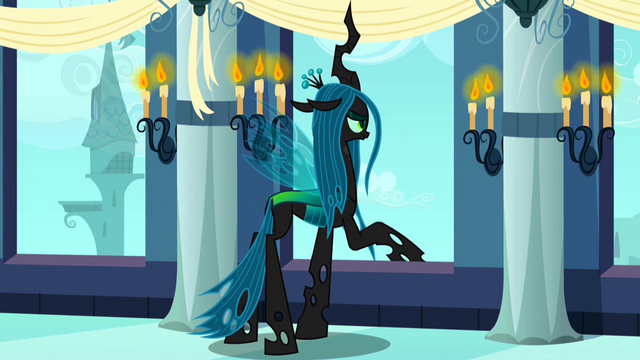 File:Queen Chrysalis about to sing S2E26.png
