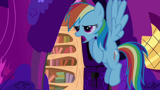 File:Rainbow Dash groans S2E22.png