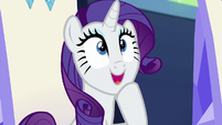"Rarity ""what will I wear?!"" S6E12"