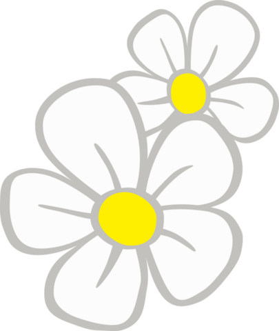 File:FANMADE Daisy cutie mark by rildraw.png
