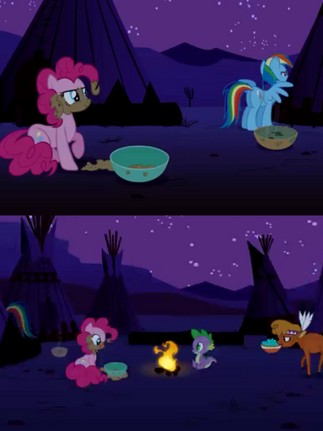 File:FANMADE Rainbow Dash one frame teleport.png