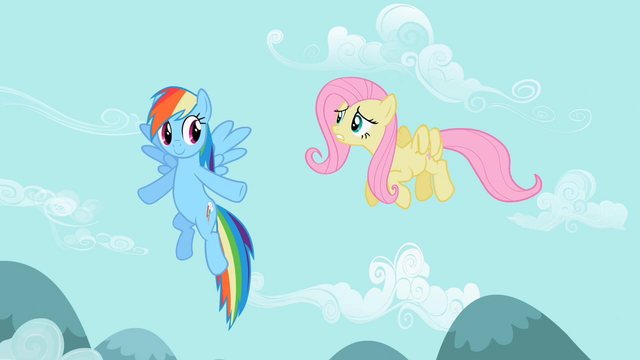File:Fluttershy 'you want an animal that can fly' S2E07.png