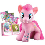 Pinkiepie animated storyteller