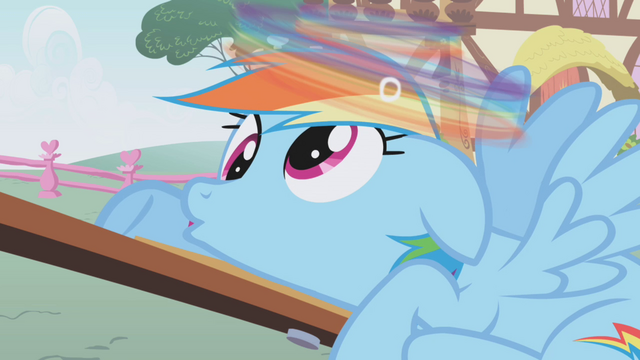 File:Rainbow Dash derping S1E4.png