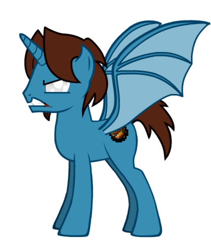 File:FANMADE Herobrine (pony).png