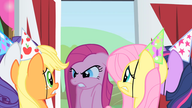 File:Pinkie Pie is angry at her friends S1E25.png