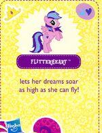 Flutterheart Collector Card