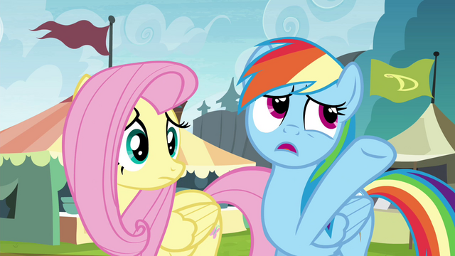 "File:Rainbow ""some crazy thing way across the Exchange"" S4E22.png"