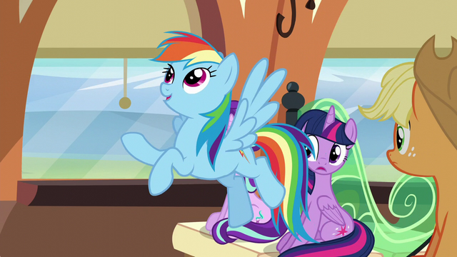 "File:Rainbow Dash ""it's okay..."" S6E1.png"