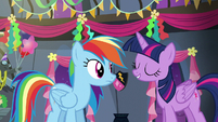 "Twilight ""wanted to throw you a real party"" S6E7"