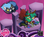 Shadowbolts house MLP Mobile game