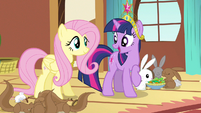 Twilight a friend will be S3E13