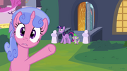 "Royal Ribbon ""Princess Twilight will know!"" S4E01"
