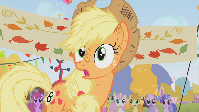 File:Scruffy Applejack looking surprised S01E13.png