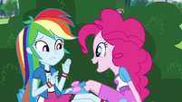 "Pinkie Pie ""you smell like vanilla"" EG3"