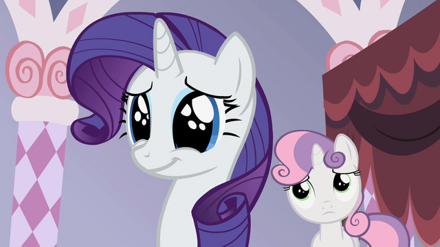 File:Rarity manages to suppress her anger S2E05.png