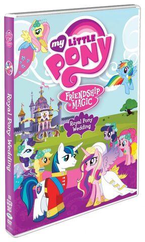 File:Royal Pony Wedding DVD package.jpg