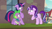 "Starlight ""I stayed here..."" S5E26"