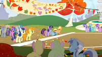 Twilight Sparkle is here for the experience S1E13