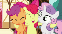 "Apple Bloom ""we'll be better!"" S6E4"