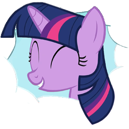 File:FANMADE Twilight Sparkle Icon.png