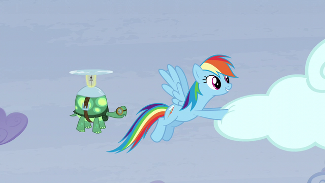 File:Rainbow pushing the cloud S5E5.png