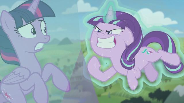 "File:Starlight Glimmer ""cutie marks for cutie marks!"" S5E25.png"