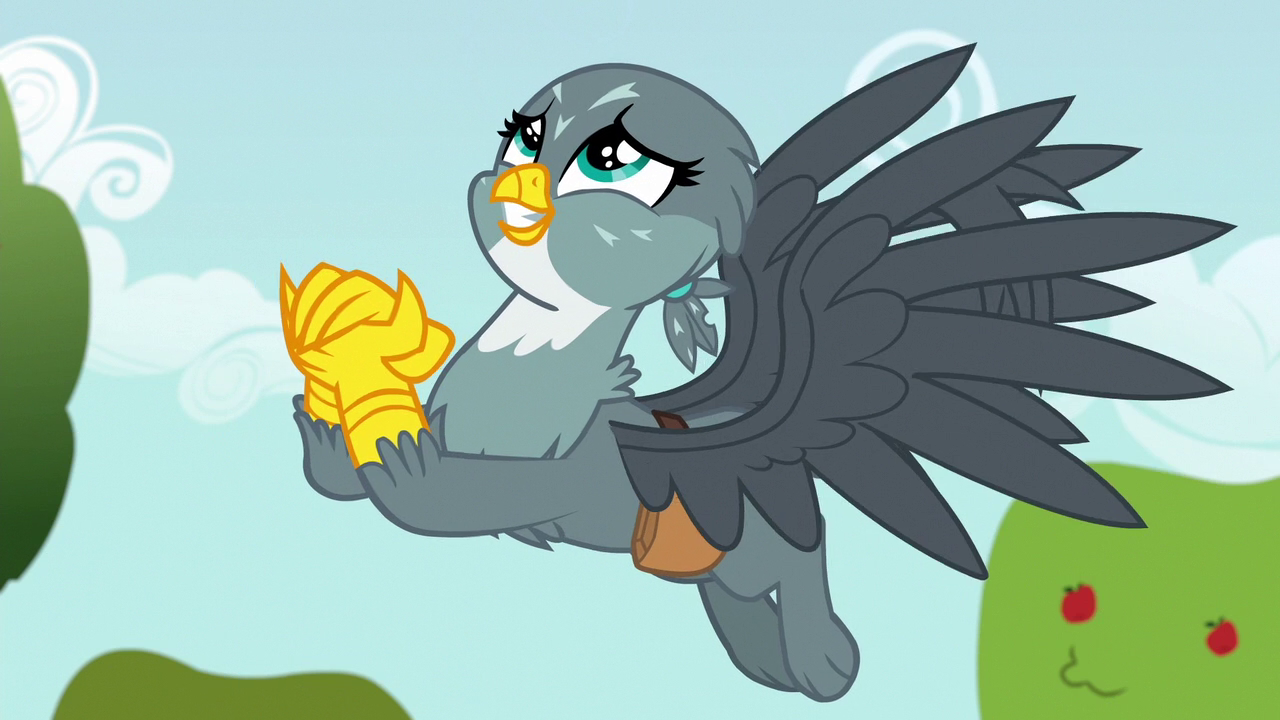 image gabby singing the crusaders praises s6e19png