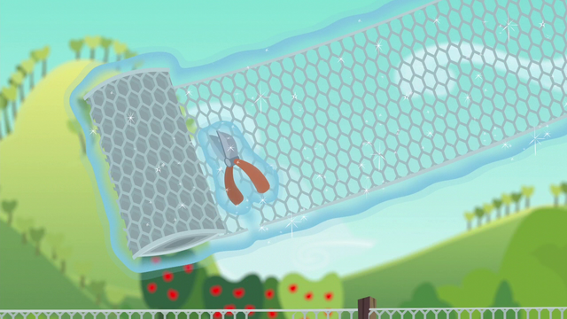 File:Rarity cutting new length of chain link fence S6E10.png