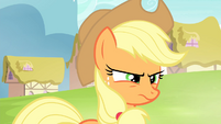 Applejack unhappy S4E20