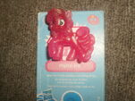 Pinkie Pie glitter minifigure toy