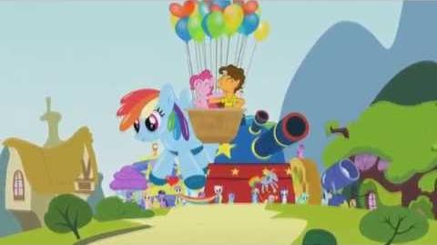 Pinkie the Party Planner - Danish (Reprise)