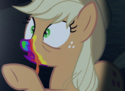 Applejack zom-pony ID S6E15