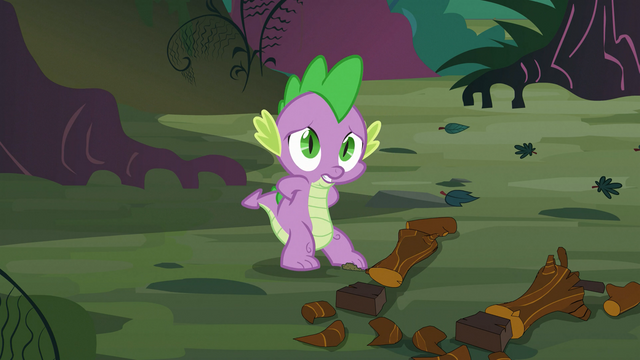 File:Spike embarrassed S03E09.png