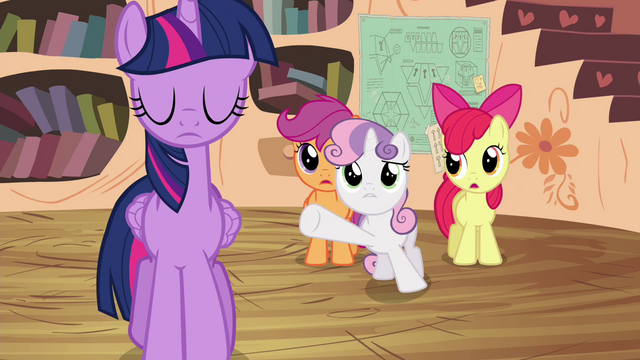 "File:Sweetie Belle ""no, wait!"" S4E15.png"