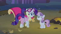 Rarity don't worry S3E6