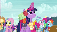 Twilight opening doors S6E17