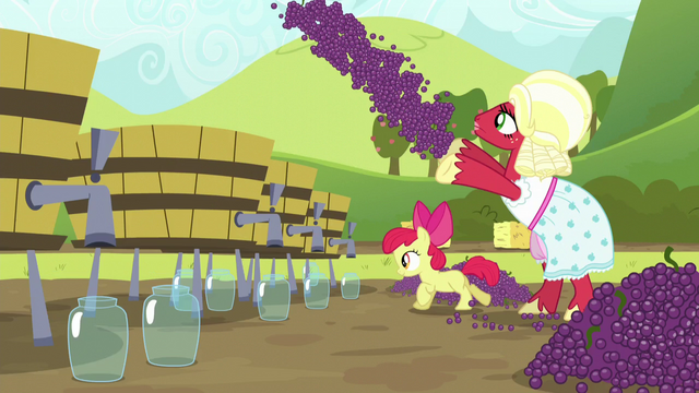 File:Orchard Blossom tossing grapes S5E17.png