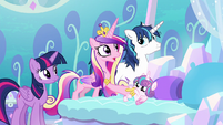 "Princess Cadance ""we should call it off"" S6E1"