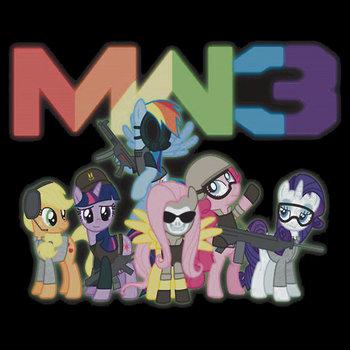 File:FANMADE Modern Warfare 3 ponies edition.jpg