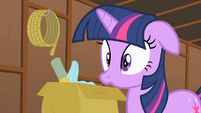 Twilight Sparkle surprised S1E18