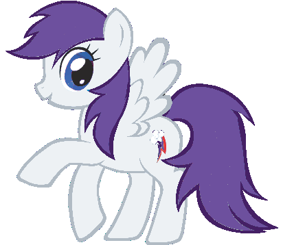 File:FANMADE Rainbow Dash Rarity pallette swap by Mewkat14.png