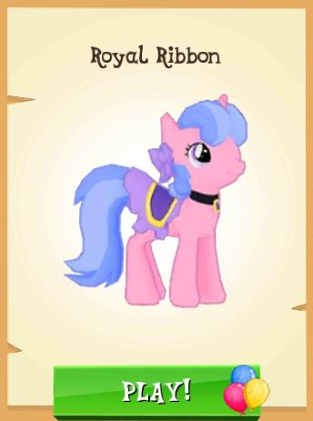 Výsledek obrázku pro mlp royal ribbon