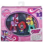 Power Ponies Twilight and Fluttershy 2-pack packaging