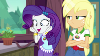 """Rarity """"the facets were just perfect"""" EG4"""