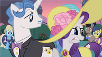 Rarity they're thinking S2E9