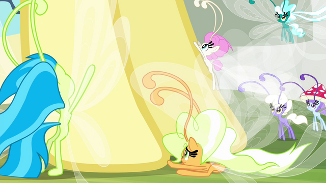 File:Breezies at Fluttershy's hooves S4E16.png