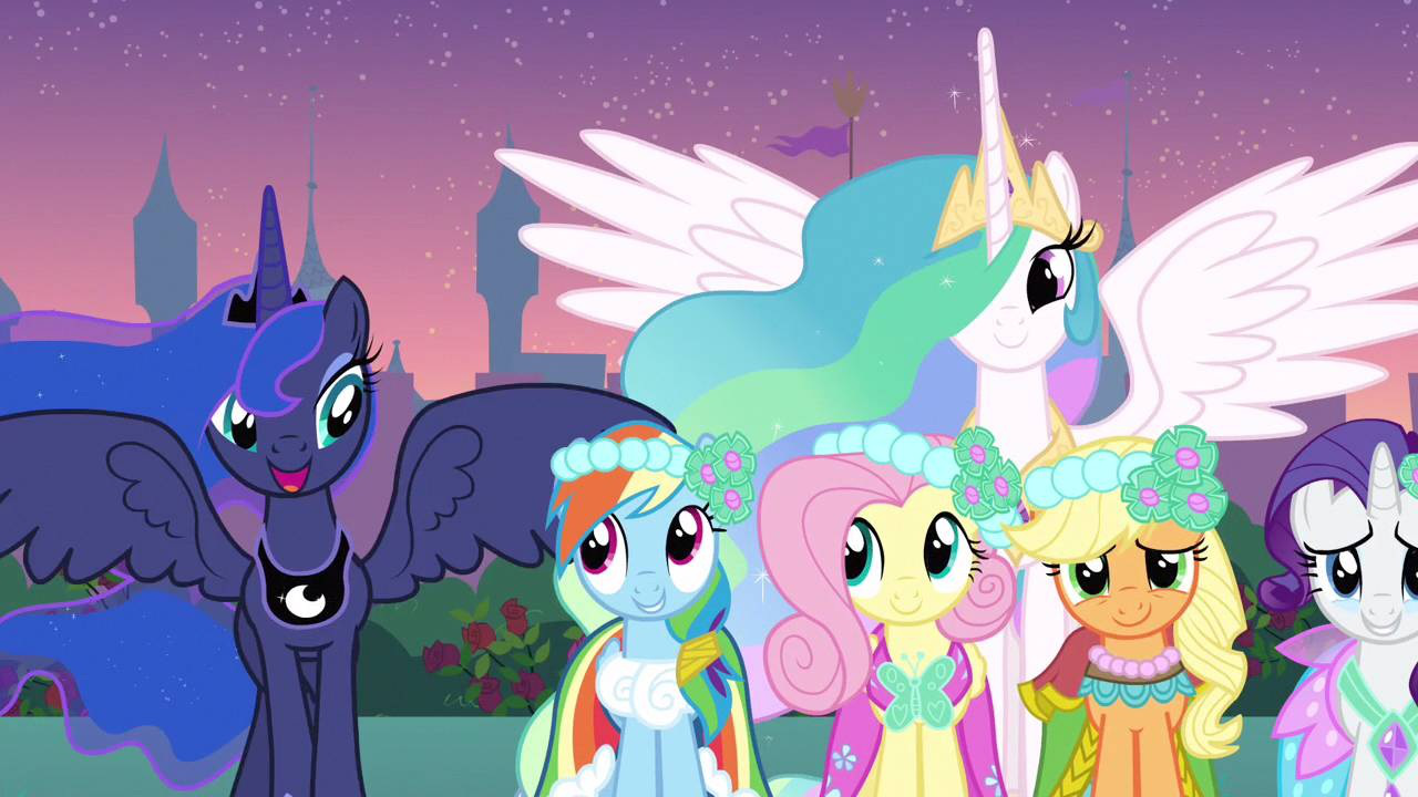 Image - Princess Luna did I miss S2E26.png  My Little ...